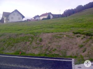 Bauplatz - Bergkopf