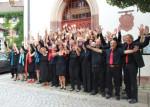 """Pop und Gospelchor """"Resonance of life"""" (c) Evang. Kirchengemeinde"""