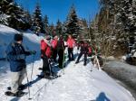 Schneeschuhwanderung Gersbach (c) Klaus Grimm