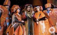 Die Schöne und das Biest (c) Theater Liberi