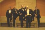 5 Tenöre (c) RGV Musikproduktionen und Eventgestaltung - Ralf Grefkes, Augustastr. 18, 56579 Bonefeld