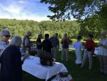 Treffen der Partnerschaftskomitees in Poligny