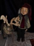 Das Weihnachtswichtel (c) Pfeils-Puppenspielbuehneli