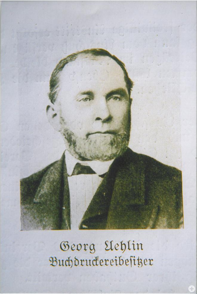 Johann Georg Ühlin