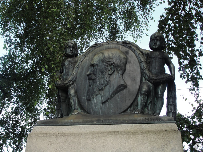 Kunstführung Großherzog Friedrich Denkmal